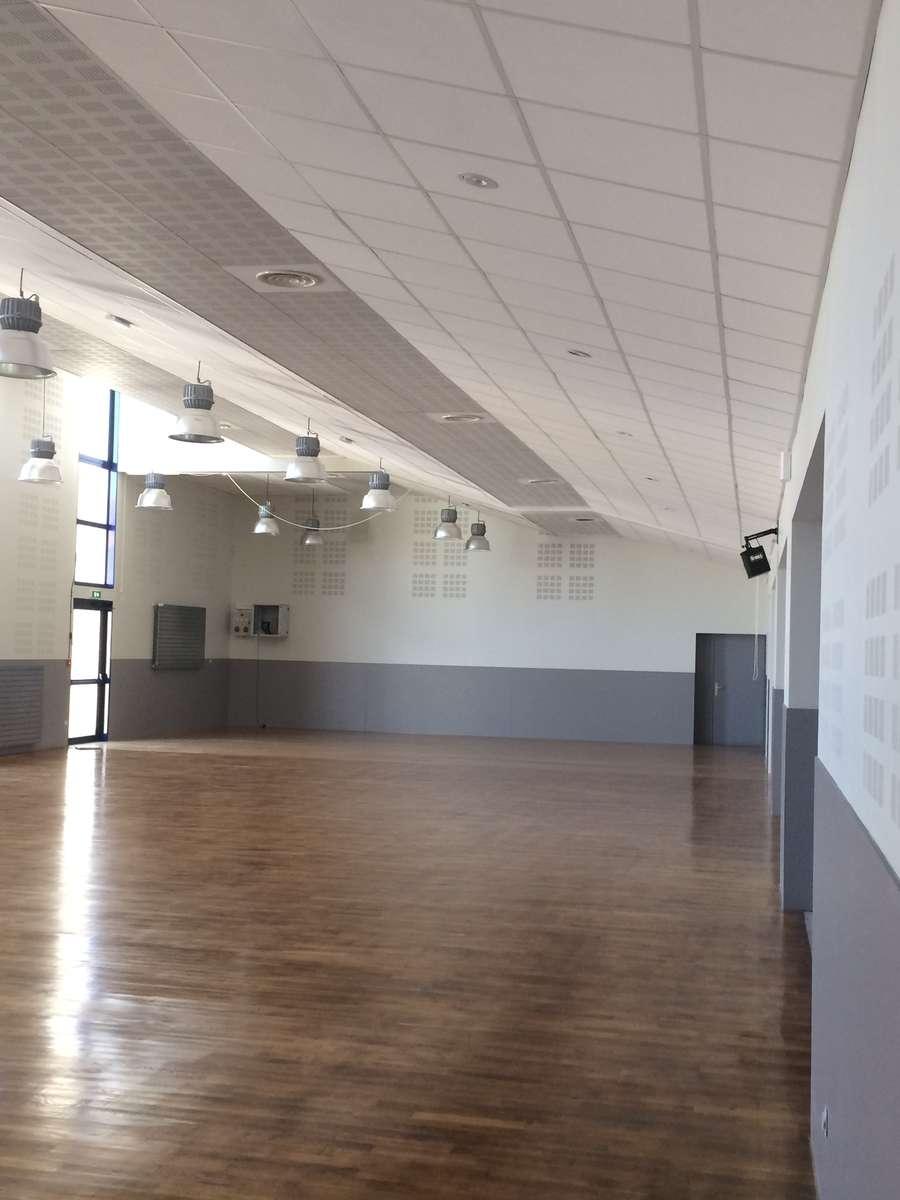 Renovation De La Salle Des Fetes